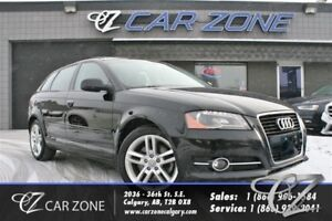 2012 Audi A3 2.0T Progressive, S tronic, Panoroof, Very Clean
