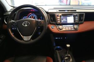 2015 Toyota RAV4 LOADED SINGLE OWNER LIMITED LEATHER & NAVIGATIO London Ontario image 16