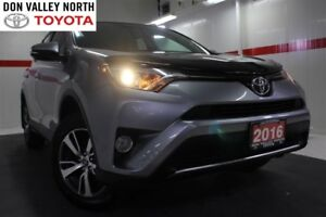 2016 Toyota RAV4 XLE Sunroof Btooth BU Cam Heated Seats