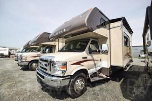 2014 Spirit by Itasca Spirit Silver 31HP