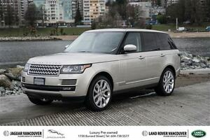 2014 Land Rover Range Rover V8 Supercharged