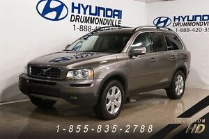 2010 Volvo XC90 3.2L + AWD + CUIR + 7 PASSAGERS + PARK ASSIST +