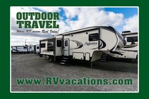 5 Th Wheel Bunk Bed Buy Or Sell Used Or New Rvs Campers