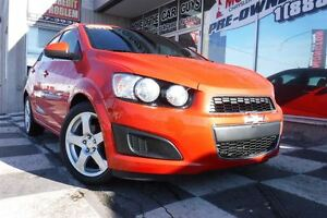2013 Chevrolet Sonic CD Player| Sedan| Fuel efficient|Daily Driv