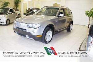 2007 BMW X3 3.0i INCLUDES 1 YEAR WARRANTY!