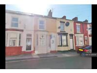 2 bedroom house in Hinton Street, Liverpool, L6 (2 bed)