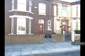 4 bedroom house in Salisbury Road, Liverpool, L15 (4 bed)