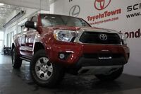 2014 Toyota Tacoma 4X4 V6 ACCESS CAB TRD OFFROAD PACKAGE WITH PO