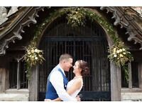 Wedding Packages from £200! Few bookings left for 2016! Now Booking for 2017/18!
