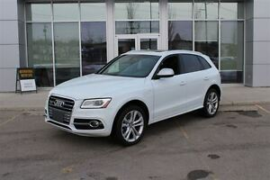 2014 Audi SQ5 NAVI! LOW KMS! RARE!