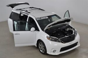 2015 Toyota Sienna SE V6 8 Passagers Cuir*Camera Recul*Bluetooth