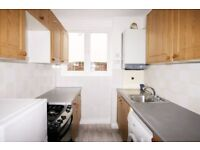 Spacious 2 bedroom ground floor flat with private garden newly refurbished flat