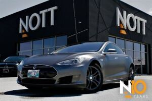 2013 Tesla Model S 60, Pano Roof, two sets of tires! LOADED!