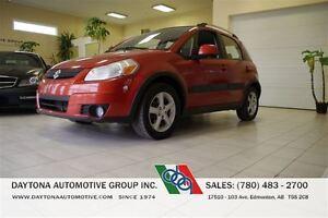 2007 Suzuki SX4 JLX ALL WHEEL DRIVE!