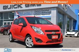 2013 Chevrolet Spark LT|Automatic|Air Conditioning!