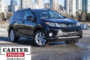 2014 Toyota RAV4 Limited, No Accidents, Low KMS, Navigation, AWD