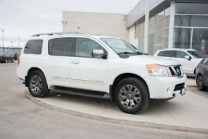2015 Nissan Armada Platinum | Reserve Package