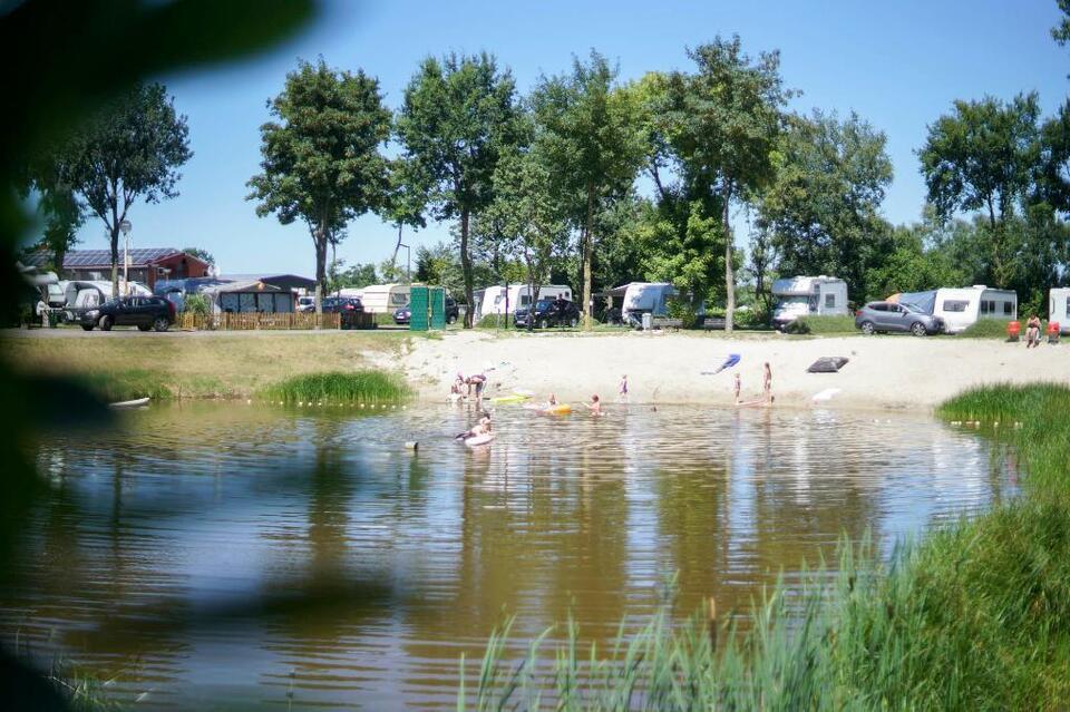 3 Tage Urlaub mit Wohnwagen zu zweit auf unserem Campingplatz in Niedersachsen - Rhede