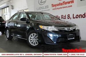 2013 Toyota Camry SINGLE OWNER LE
