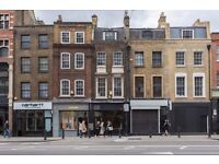 NEW large retail unit - Shoreditch high Street - long lease/pop up