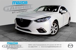 2014 Mazda MAZDA3 GX SPORT+ BLUETOOTH + NO ACCIDENT