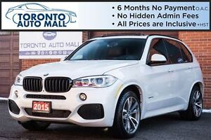 2015 BMW X5 DIESEL+M SPORT+HEADS UP+NAVI+360 CAMERA+PANORAM