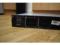 HP Proliant DL380 G7 Server 2x 2.93Ghz CPU 64GB RAM 500GB SAS