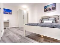 Ensuite Double room in a 2 Bed flat in Kennington