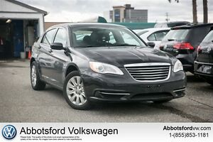 2014 Chrysler 200 LX Super Comfortable