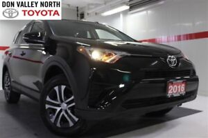 2016 Toyota RAV4 LE AWD UPGRADE PKG Btooth BU Cam Heated Seats