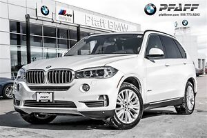 2014 BMW X5 xDrive35i Luxury Line 3rd Row!