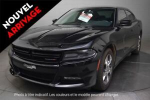 2016 Dodge Charger SXT PLUS AWD MAGS CUIR GROSSE ECRAN