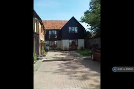 2 bedroom flat in Middleton Street, Wymondham, NR18 (2 bed)