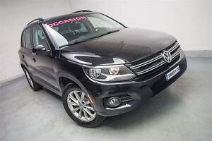 2013 Volkswagen Tiguan 4MOTION+COMFORTLINE+A/C