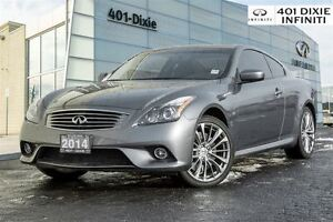 2014 Infiniti Q60 AWD, Sport Package! Paddle Shift & Rearview Ca
