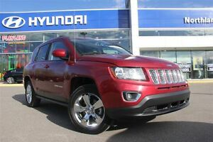 2016 Jeep Compass Sport/North/Leather/4WD/Heated Seats