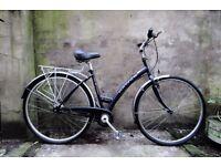 DAWES CITY VISION 7, 19 inch, ladies womens hybrid road bike, 21 speed