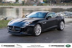 2015 Jaguar F-Type Coupe at 20 Wheels & Certified!