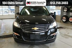 2013 Chevrolet Traverse 2LT with Leather, Navigation and Sunroof
