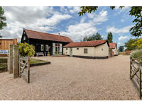 5 bed barn conversion with 2 acres - Dickleburgh, Diss