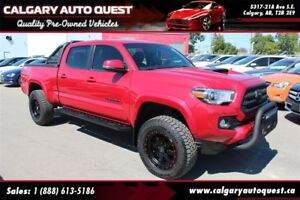 2017 Toyota Tacoma SR5 TDR DPORT V6 LIFTED / MUST SEE