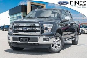 2016 Ford F-150 Lariat - TWIN PANEL MOONROOF, BLIS