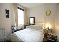 A double bedroom in a large beautiful mansion flat next to Hammersmith Bridge, Monday to Friday.