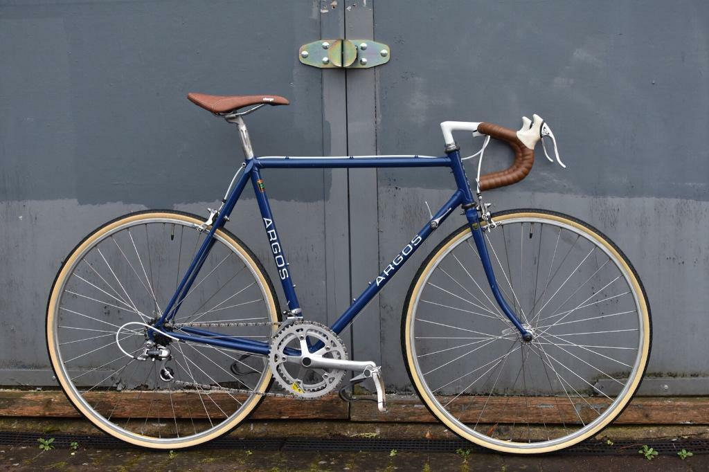 Reynolds 531 Argos Renovated Classic Retro Road Bike Fully Serviced ...
