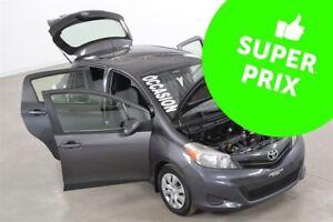 2012 Toyota Yaris LE HB 5 Portes Gr.Electrique+Bluetooth+Air Aut