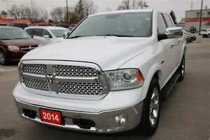 2014 Ram 1500 Laramie 4X4 *ONE OWNER DIESEL* London Ontario image 8
