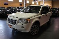 2008 Land Rover LR2 HSE 4WD SUNROOF LEATHER 19ALLOYS