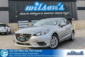 2014 Mazda MAZDA3 GS-SKYACTIV SEDAN! REAR CAMERA! BLUETOOTH! CRU