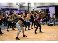 FREE DANCE FITNESS CLASS WOMEN ONLY