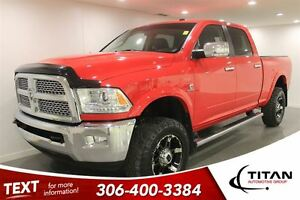 2013 Ram 2500 Diesel|Cam|Leather| Sunroof|Nav